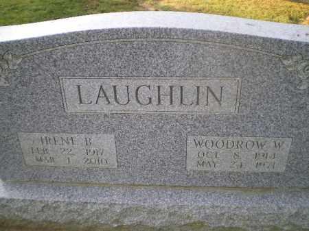 BAKER LAUGHLIN, RONA IRENE - Harrison County, Ohio | RONA IRENE BAKER LAUGHLIN - Ohio Gravestone Photos