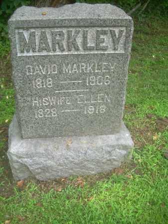 MARKLEY, ELLEN - Harrison County, Ohio | ELLEN MARKLEY - Ohio Gravestone Photos