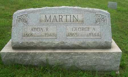 MARTIN, GEORGE A - Harrison County, Ohio | GEORGE A MARTIN - Ohio Gravestone Photos