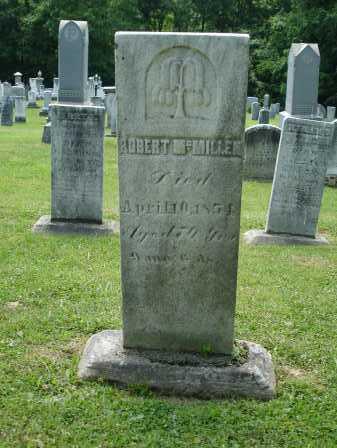 MCMILLEN, ROBERT - Harrison County, Ohio | ROBERT MCMILLEN - Ohio Gravestone Photos