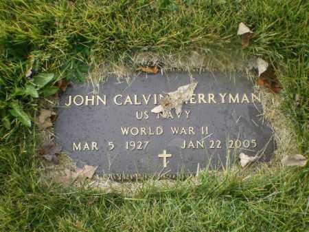 "MERRYMAN, JOHN CALVIN ""JACK"" - Harrison County, Ohio   JOHN CALVIN ""JACK"" MERRYMAN - Ohio Gravestone Photos"