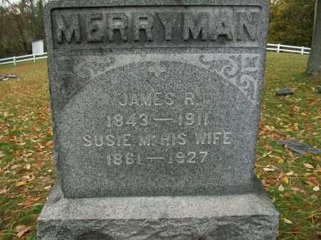 "BLACKWELL MERRYMAN, SUSAN M ""SUSIE"" - Harrison County, Ohio | SUSAN M ""SUSIE"" BLACKWELL MERRYMAN - Ohio Gravestone Photos"