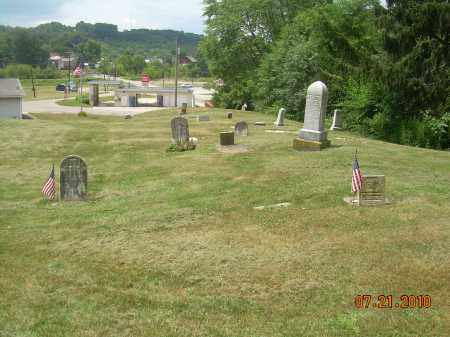 METHODIST EPISCOPAL CEMETERY, SCENE - Harrison County, Ohio | SCENE METHODIST EPISCOPAL CEMETERY - Ohio Gravestone Photos