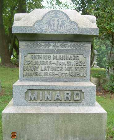 MINARD, MARY - Harrison County, Ohio | MARY MINARD - Ohio Gravestone Photos