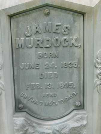 MURDOCK, JAMES - Harrison County, Ohio | JAMES MURDOCK - Ohio Gravestone Photos