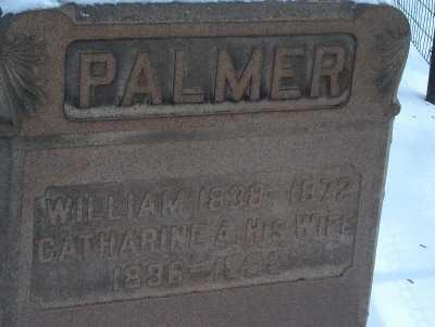 PALMER, CATHARINE A. - Harrison County, Ohio | CATHARINE A. PALMER - Ohio Gravestone Photos