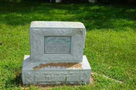 PUGH, RACHEL - Harrison County, Ohio | RACHEL PUGH - Ohio Gravestone Photos