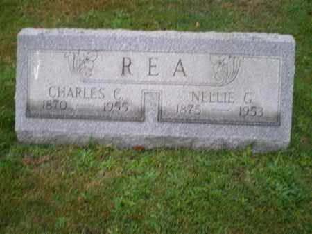REA, CHARLES C - Harrison County, Ohio | CHARLES C REA - Ohio Gravestone Photos