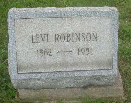 ROBINSON, LEVI - Harrison County, Ohio   LEVI ROBINSON - Ohio Gravestone Photos