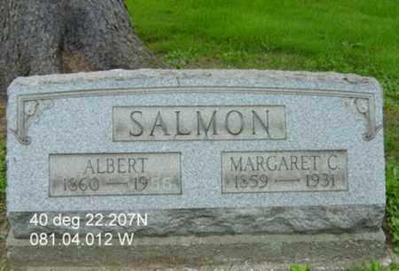SALMON, MARGARET C. - Harrison County, Ohio | MARGARET C. SALMON - Ohio Gravestone Photos