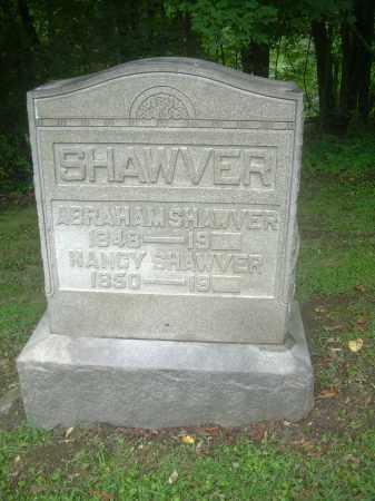 SHAWVER, NANCY - Harrison County, Ohio | NANCY SHAWVER - Ohio Gravestone Photos