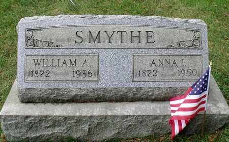 SMYTHE, WILLIAM A. - Harrison County, Ohio | WILLIAM A. SMYTHE - Ohio Gravestone Photos