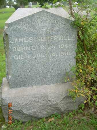 SOMERVILLE, JAMES - Harrison County, Ohio | JAMES SOMERVILLE - Ohio Gravestone Photos