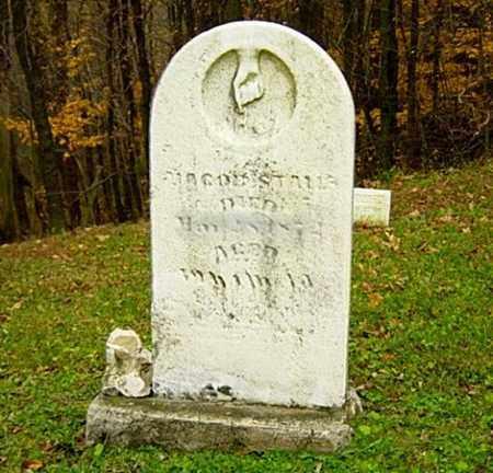 STALL, JACOB - Harrison County, Ohio | JACOB STALL - Ohio Gravestone Photos
