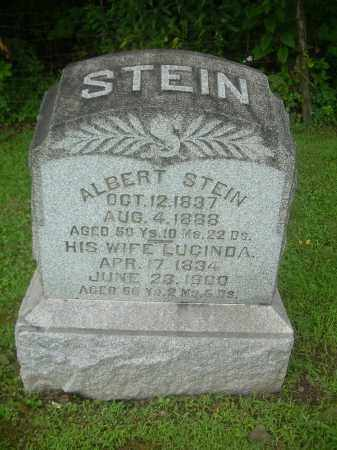 STEIN, ALBERT - Harrison County, Ohio   ALBERT STEIN - Ohio Gravestone Photos