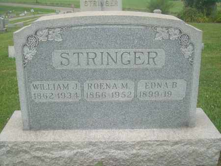 STRINGER, ROENA M - Harrison County, Ohio | ROENA M STRINGER - Ohio Gravestone Photos