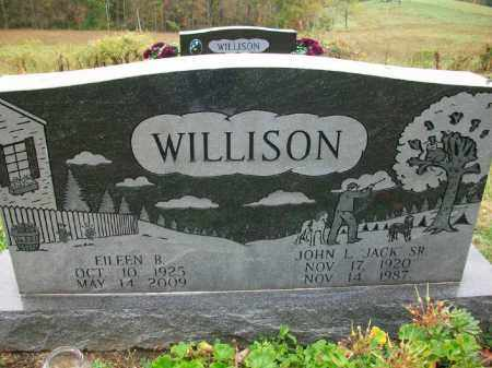 "WILLISON, JOHN L ""JACK"" SR. - Harrison County, Ohio 
