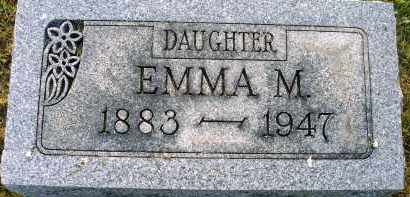 LEADERS, EMMA MARGRET - Henry County, Ohio | EMMA MARGRET LEADERS - Ohio Gravestone Photos