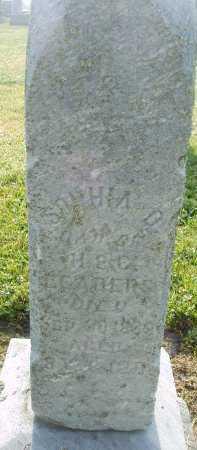 LEADERS, SOPHIA DORA - Henry County, Ohio | SOPHIA DORA LEADERS - Ohio Gravestone Photos