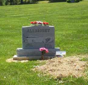 ALBRIGHT, JOHN F. - Highland County, Ohio | JOHN F. ALBRIGHT - Ohio Gravestone Photos