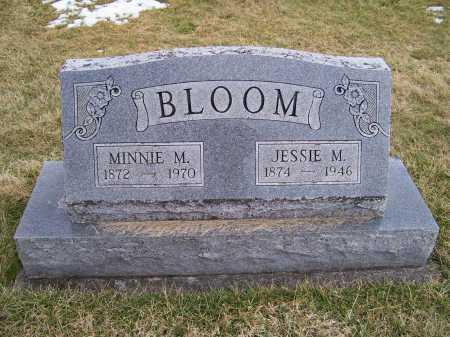 BLOOM, JESSIE M. - Highland County, Ohio | JESSIE M. BLOOM - Ohio Gravestone Photos
