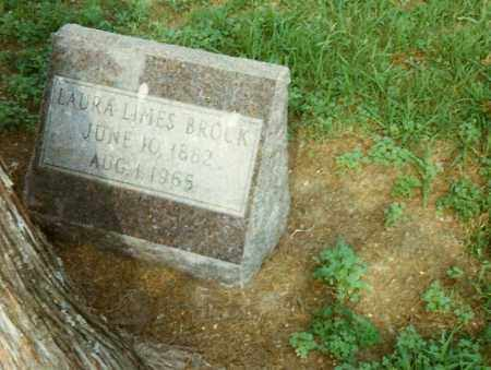 LIMES BROCK, LAURA - Highland County, Ohio | LAURA LIMES BROCK - Ohio Gravestone Photos