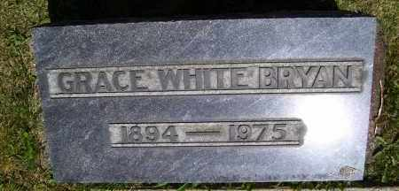 BRYAN, GRACE - Highland County, Ohio | GRACE BRYAN - Ohio Gravestone Photos