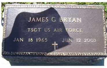 BRYAN, JAMES G. - Highland County, Ohio | JAMES G. BRYAN - Ohio Gravestone Photos