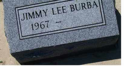 BURBA, JIMMY LEE - Highland County, Ohio | JIMMY LEE BURBA - Ohio Gravestone Photos