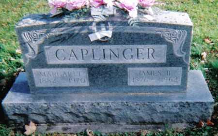 CAPLINGER, JAMES B. - Highland County, Ohio | JAMES B. CAPLINGER - Ohio Gravestone Photos