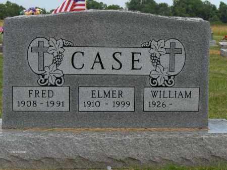 CASE, WILLIAM - Highland County, Ohio | WILLIAM CASE - Ohio Gravestone Photos