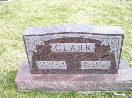 CLARK, LEAHDELL M. - Highland County, Ohio | LEAHDELL M. CLARK - Ohio Gravestone Photos