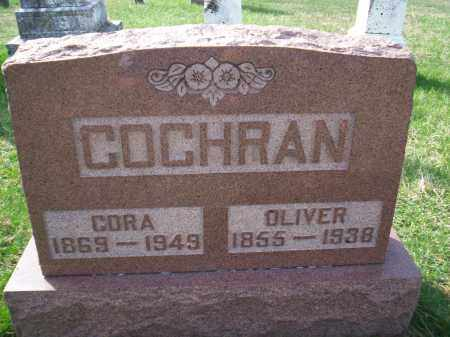 COCHRAN, CORA - Highland County, Ohio | CORA COCHRAN - Ohio Gravestone Photos