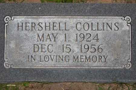 COLLINS, HERSHELL - Highland County, Ohio   HERSHELL COLLINS - Ohio Gravestone Photos