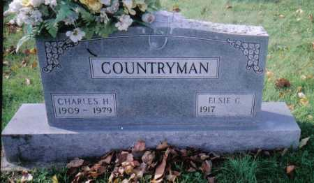 COUNTRYMAN, ELSIE G. - Highland County, Ohio | ELSIE G. COUNTRYMAN - Ohio Gravestone Photos