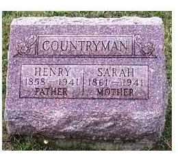 COUNTRYMAN, HENRY - Highland County, Ohio | HENRY COUNTRYMAN - Ohio Gravestone Photos