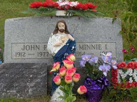 COX, JOHN PAUL - Highland County, Ohio | JOHN PAUL COX - Ohio Gravestone Photos