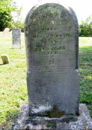 CROOKS, SAMUEL - Highland County, Ohio | SAMUEL CROOKS - Ohio Gravestone Photos