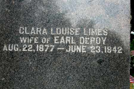 DEPOY, CLARA - Highland County, Ohio | CLARA DEPOY - Ohio Gravestone Photos