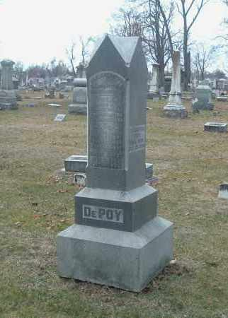 DEPOY, IRENE - Highland County, Ohio | IRENE DEPOY - Ohio Gravestone Photos