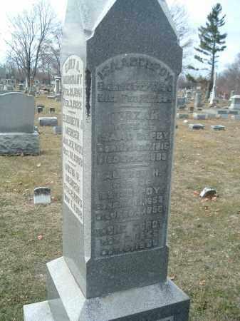 DICKEY DEPOY, TIRZAH HENRY - Highland County, Ohio | TIRZAH HENRY DICKEY DEPOY - Ohio Gravestone Photos