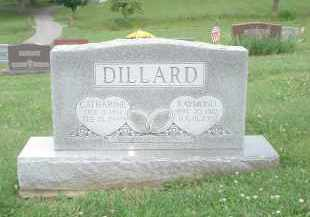 DILLARD, RAYMOND - Highland County, Ohio | RAYMOND DILLARD - Ohio Gravestone Photos