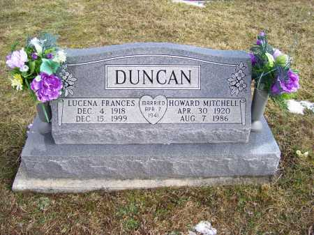 DUNCAN, HOWARD MITCHELL - Highland County, Ohio | HOWARD MITCHELL DUNCAN - Ohio Gravestone Photos