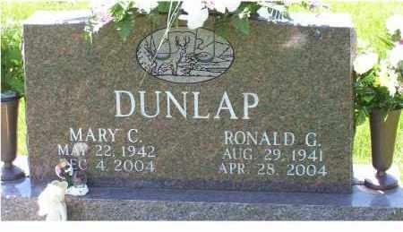 DUNLAP, RONALD G. - Highland County, Ohio   RONALD G. DUNLAP - Ohio Gravestone Photos