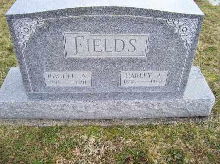 FIELDS, HARLEY A. - Highland County, Ohio | HARLEY A. FIELDS - Ohio Gravestone Photos