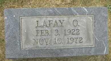 FORD, LAFAY O. - Highland County, Ohio | LAFAY O. FORD - Ohio Gravestone Photos