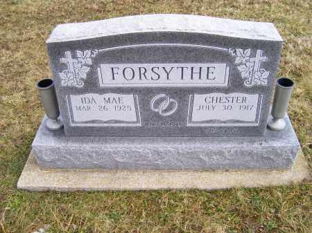FORSYTHE, IDA MAE - Highland County, Ohio | IDA MAE FORSYTHE - Ohio Gravestone Photos