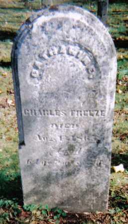 FREEZE, CATHERINE - Highland County, Ohio   CATHERINE FREEZE - Ohio Gravestone Photos