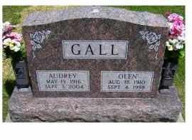 GALL, OLEN - Highland County, Ohio   OLEN GALL - Ohio Gravestone Photos