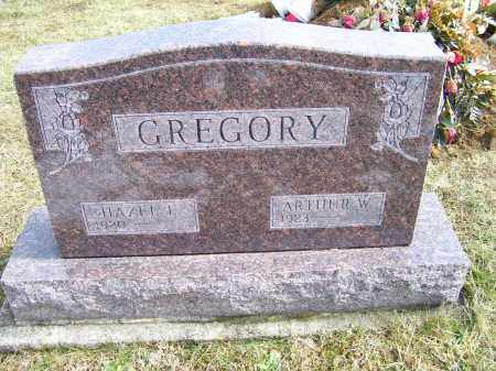 GREGORY, HAZEL L. - Highland County, Ohio | HAZEL L. GREGORY - Ohio Gravestone Photos